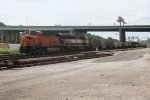BNSF 5732 and 9708
